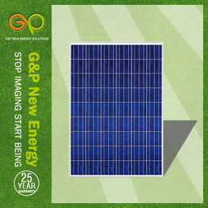 180W Poly PV Module for Solar System (GPP180W48) pictures & photos