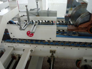 Automatic Pre-Folding and Bottom Lock Folder Gluer Machine pictures & photos