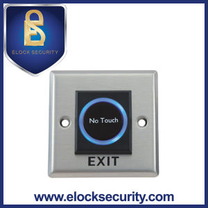 Stainless Steel Infrared Exit Button with No/Nc/COM Contact