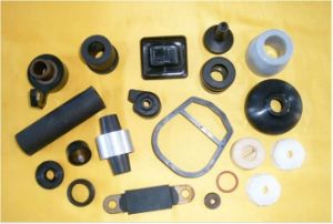 Rubber Seal & Gasket in Different Sizes (custom parts)