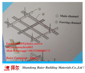 Gypsum Board for Ceiling and Wall Strong Quality Fast Delivery pictures & photos