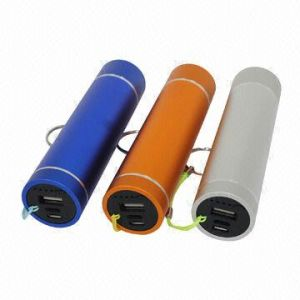 5000mAh 5V 1A Tube Power Bank pictures & photos