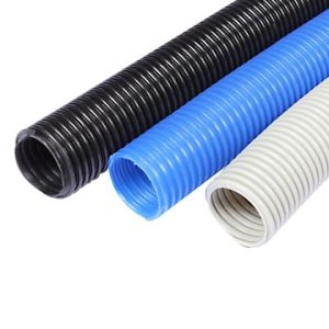 EVA Blue Profile Hose for Swimming Pool Maintenance pictures & photos