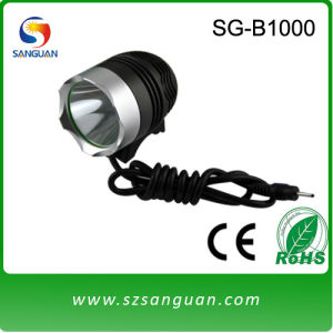 SG-B1000 Rechargeable LED Light for Bike Waterproof