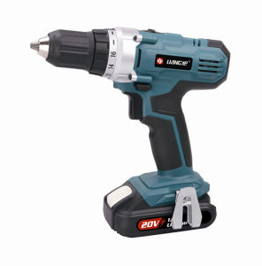 Cordless Drill with Li-ion Battery (LCD770-1-S) pictures & photos
