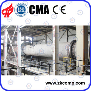 1000tpd Automatic Lime Rotary Kiln pictures & photos