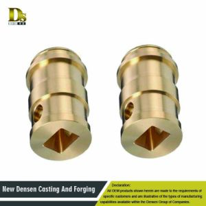 High Quality Machinery Forging Parts Brass Pipe Fitting Die Forging Parts pictures & photos