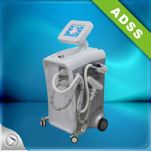 Factory OEM/ODM Stationary Salon Use Hair Removal IPL Elight RF and Laser ADSS Grupo pictures & photos