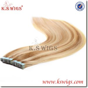 New Style Tape Hair Brazilian Remy Hair Extension pictures & photos