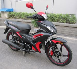 China New Cub Scooter Motorcycle 110cc, 120cc, 125cc pictures & photos