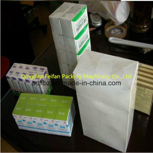 Automatic Cellophane Wrapping/ Overwrapping Machine for Perfume, Cigarette, Tea, Medical, Cosmetic Box pictures & photos
