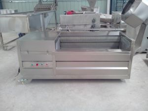 High Efficiency and High Capacity Brush Type Potato Peeler pictures & photos