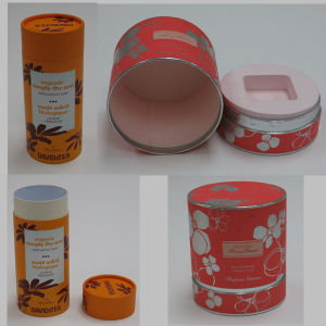 High Quality Wholesale Price Gift Box Round Shape Paper Tube pictures & photos
