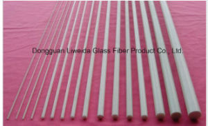 Good Tenacity Pultrusion Fiberglass FRP Rods/Bar for Wide Usage