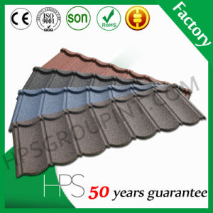East Africa Hot Sale Durable Stone Coated Metal Roofing Sheets in Factory Price pictures & photos