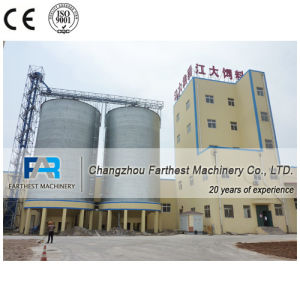 10000 Ton Steel Silo for Wood Chips pictures & photos
