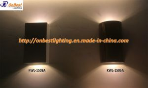 New Arrival 6W LED Wall Light in up Down Light in IP65 pictures & photos