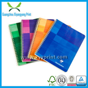 Custom High Quality Strong Kraft Notebook Wholesale pictures & photos
