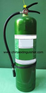 10lbs Green Fire Extinguisher (MFZ10LBS) pictures & photos
