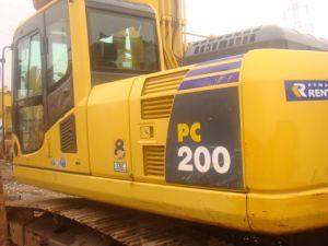 Komatsu 200-8 Excavator