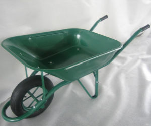 Manufacturing High Quality Salable Wheel Barrow (WB6400) pictures & photos