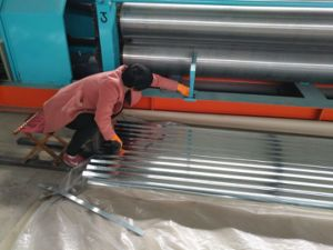 Galvanized Corrugated Roof Sheet pictures & photos