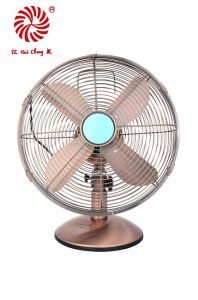 12 Inch Metal Electric Table Fan with Smart Design
