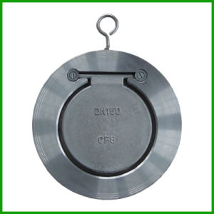 Stainless Steel Wafer Disc Check Valve-Single Disc Check Valve pictures & photos