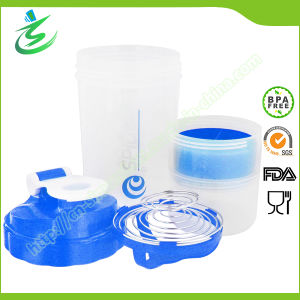 500ml Wholesale 3 in 1 Spider Shaker Bottles pictures & photos