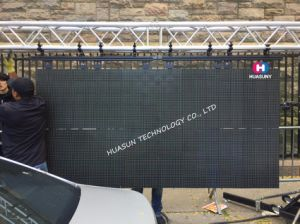 Galaxias-7 Flexible LED Display for Outdoor Events, Soft LED Screen pictures & photos