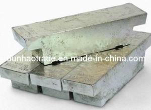 2014 Standard Sn 99.99 Tin Ingot in The Market