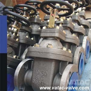 5k/10k JIS Stainless Steel CF8/CF8m/CF3/CF3m Marine Gate Valve pictures & photos