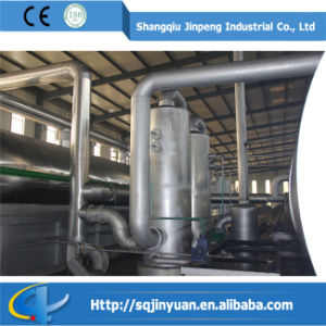 Jinpeng Brand Latest Technology Continuous Waste Recycling Machine pictures & photos
