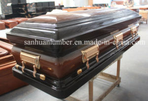 New Model for Funeral Coffin (WM02) pictures & photos