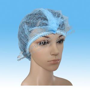 Disposable Bouffant Cap/Nurse Cap /Surgical Clip Cap/Disposable Single&Double Elastic Cap pictures & photos