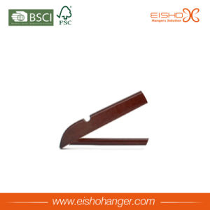 Cherry Wood High Quality Clothes Hanger for Shirt (2TEL0046) pictures & photos