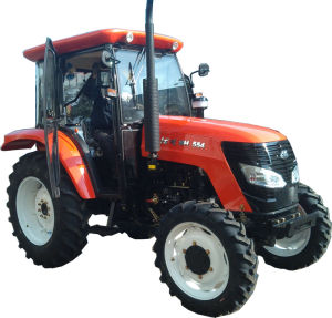 4 Wheel Tractor Sh554 4WD 55HP pictures & photos
