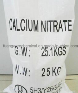 Calcium Nitrate 99% Agricultural Grade CAS No 10124-37-5 pictures & photos