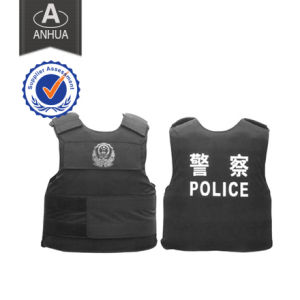 Hot Sell Police High Quality Bulletproof Vest pictures & photos