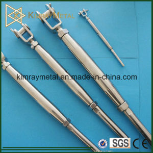 Stainless Steel Wire Rope Tensile Fittings pictures & photos
