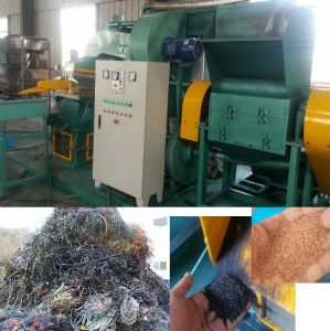 Copper Cable Recycling Equipment pictures & photos