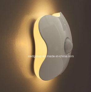 0.7W PIR Sensor Motion Sensor LED Night Light pictures & photos