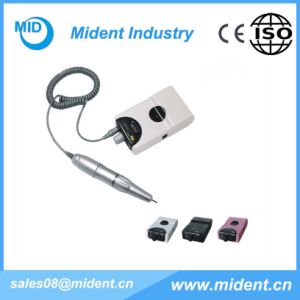 Korea Machine Dental Portable Nail Electric Micromotor 3 Colors Optional pictures & photos