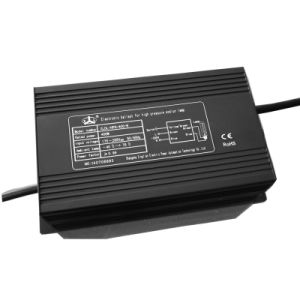 Wide Voltage Range Electronic Ballast for Street Lighting IP65
