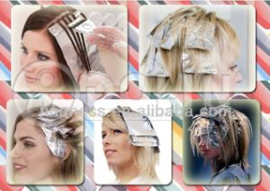 Various Size Hairdressing Aluminum Foil pictures & photos
