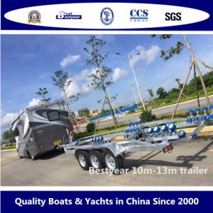Bestyear Boat Trailer for 10m-13m Boat pictures & photos