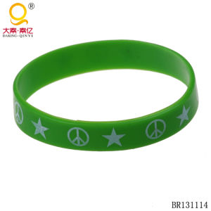 Cheap Jewelry Silicone Sports Bracelet pictures & photos