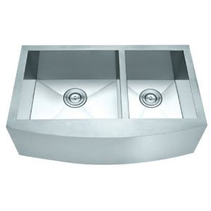 Handmade Stainless Steel Sink-Hm3321A
