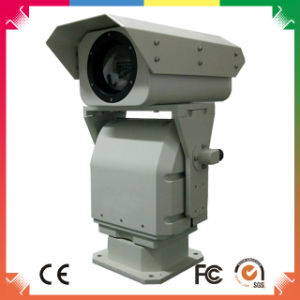 Zoom Infrared Thermal PTZ IR Network IP Camera pictures & photos