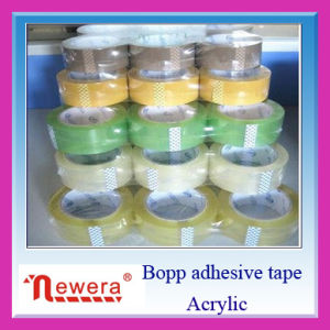 Single Sided BOPP Self Adhesive Packaging Tape for Carton Sealing pictures & photos